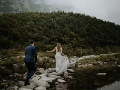 O & M - wedding session - Tatra Mountains