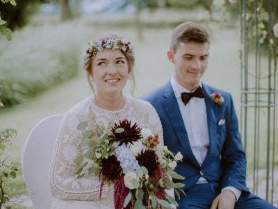T & T - humanist wedding - Berlin