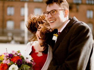 L & N - Copenhagen City Hall elopement